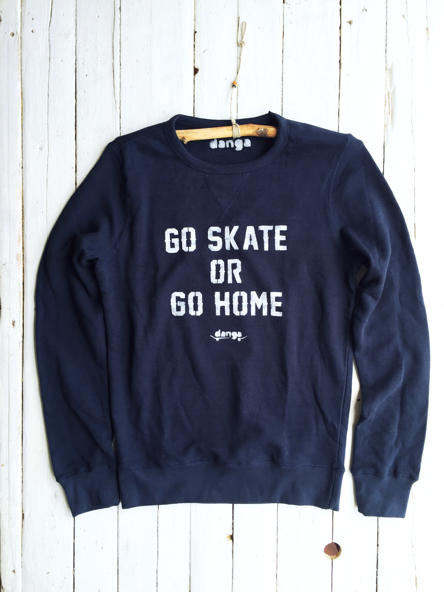 GO SKATE OR GO HOME