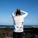jellyfish organic cotton sweatshirt